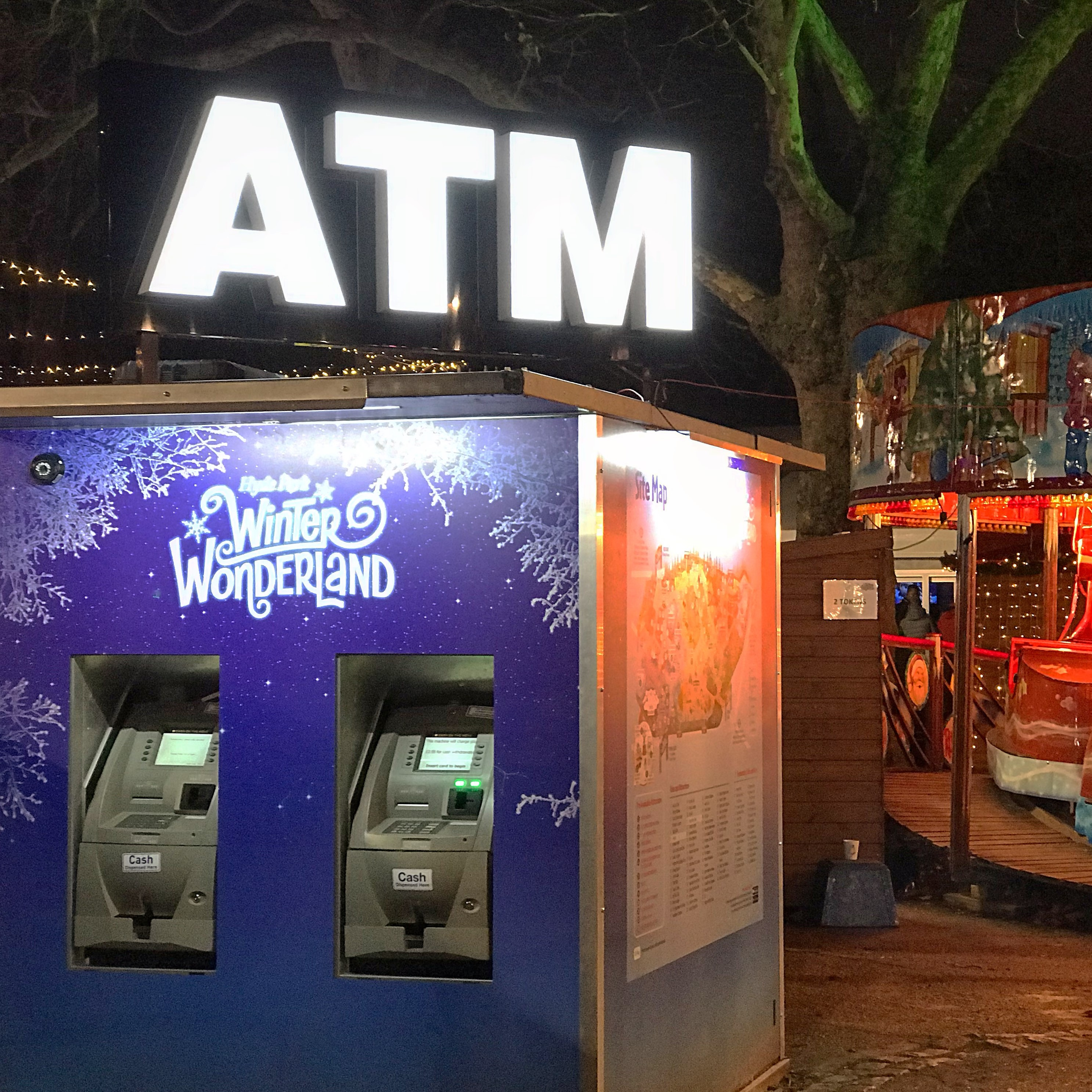 EVENT ATMs